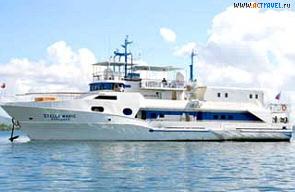 Яхта Stella Maris Explorer II