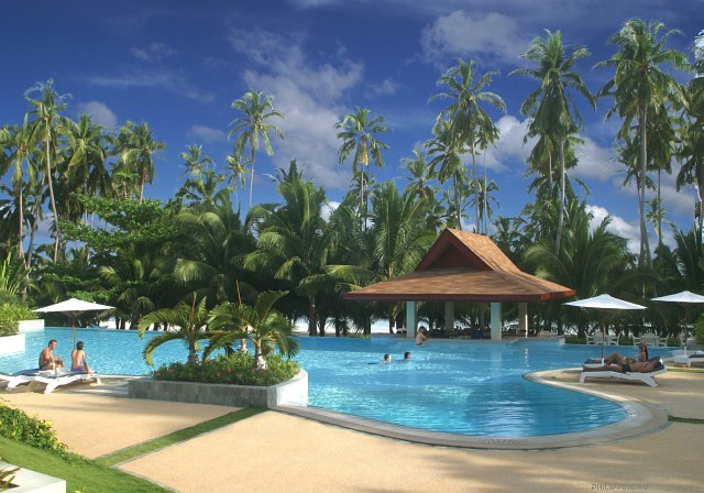 Отель Alona Palm Beach Resort, Филиппины