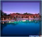 Бассейн. Отель Amanpulo, Филиппины