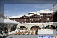 Городок Club Med Val D`Isere