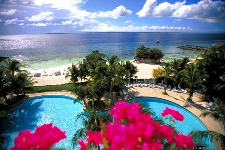 Отель Shangri La Mactan Island Resort, Филиппины
