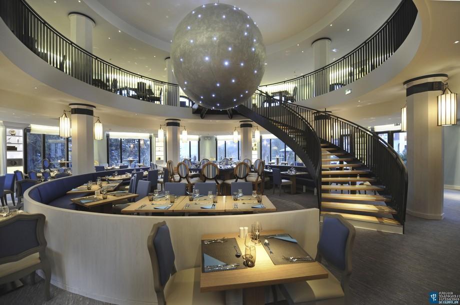 Городок Club Med Valmorel