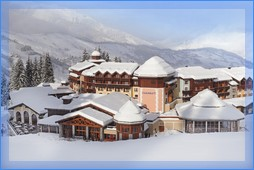 Городок Club Med Valmorel