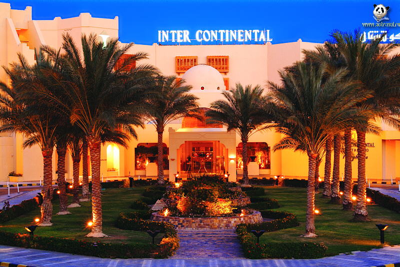 intercontinental hurghada 5 казино