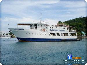 Дайверское судно
