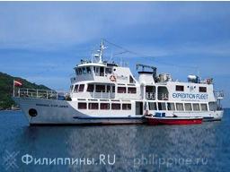 Дайверская яхта Borneo Explorer