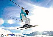 Лыжи в городке Club Med Arcs Altitude
