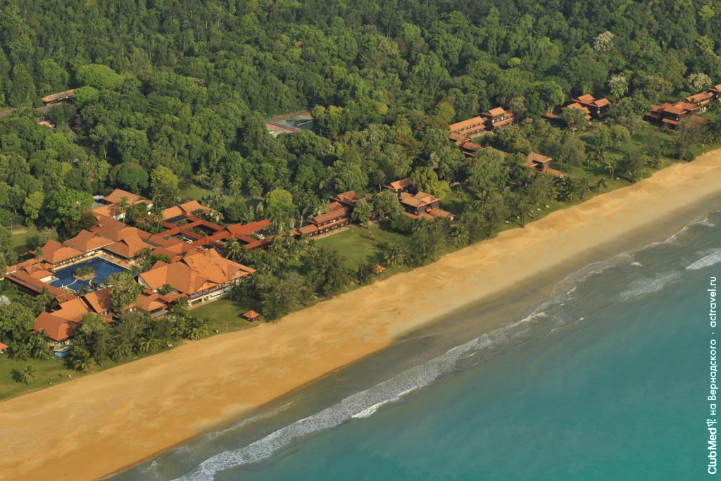 Club Med Cherating Beach, Малайзия