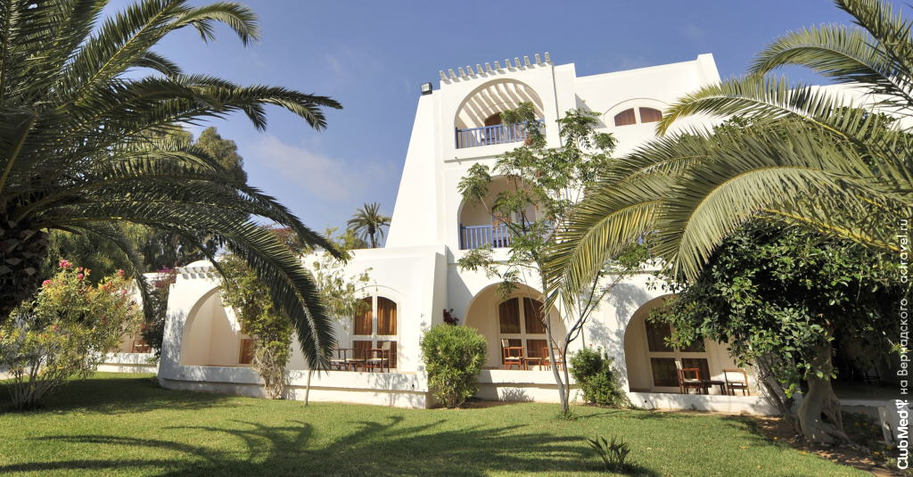 Городок Club Med Djerba la Douce, Тунис