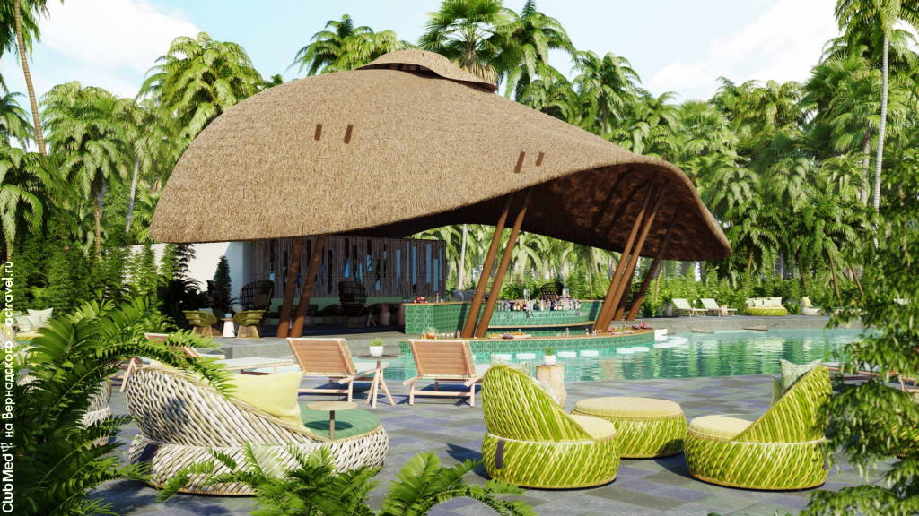 Отель Club Med Michès Playa Esmeralda
