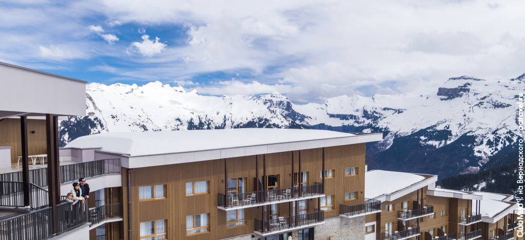 Отель Club Med Grand Massif Samoëns Morillon, Альпы, Франция