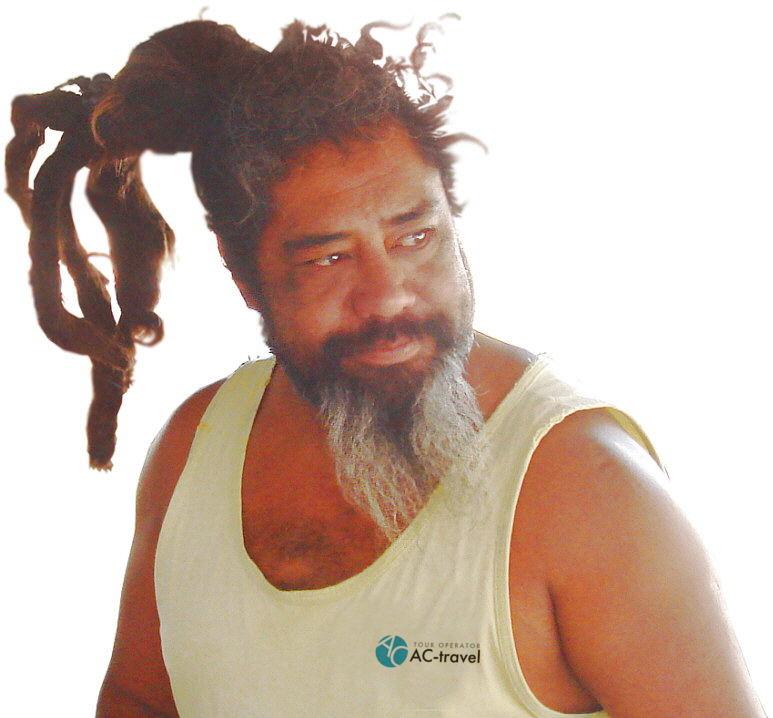 Современный рапануец — житель острова Пасхи