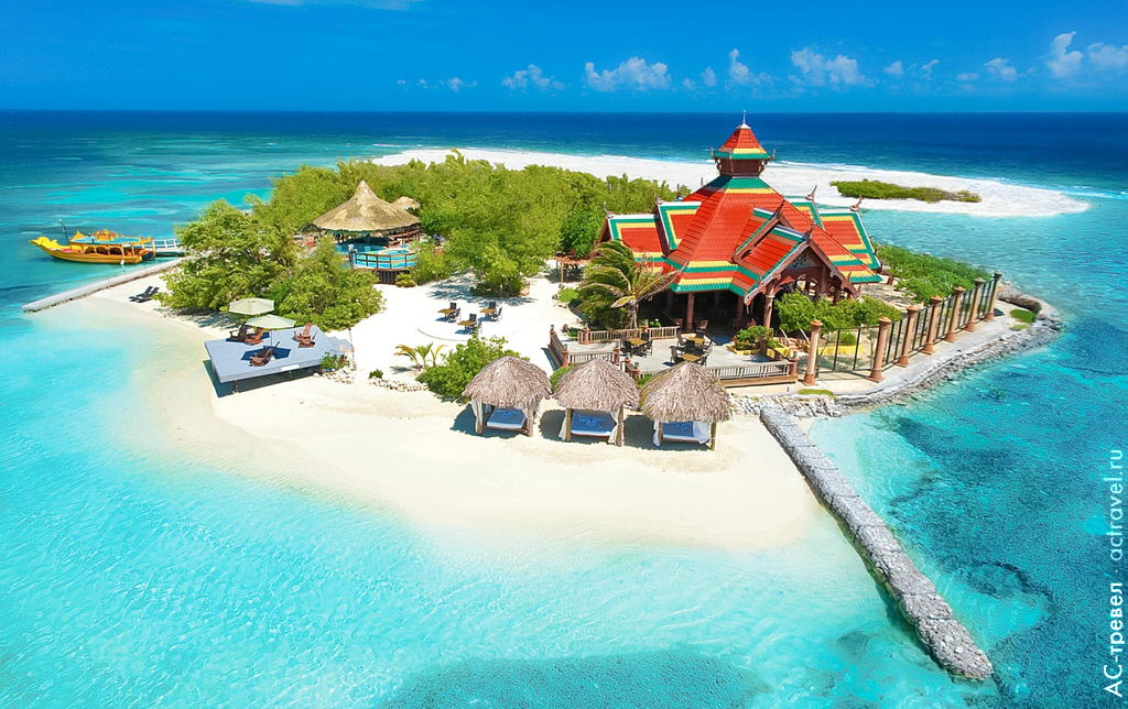 Отель Sandals Royal Caribbean