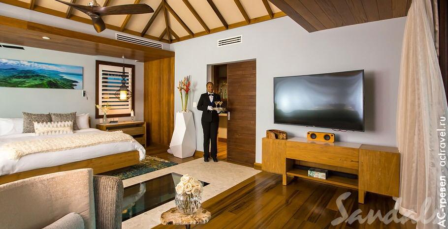 Отель Sandals Royal Caribbean типы номеров Ямайка