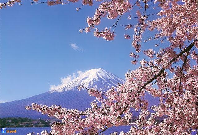 Фудзияма, япония