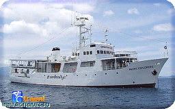 Дайверская яхта Pacific Explorer II