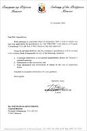 Туристическая компания АС-ТРЕВЕЛ официально аккредитована в посольстве Филиппин