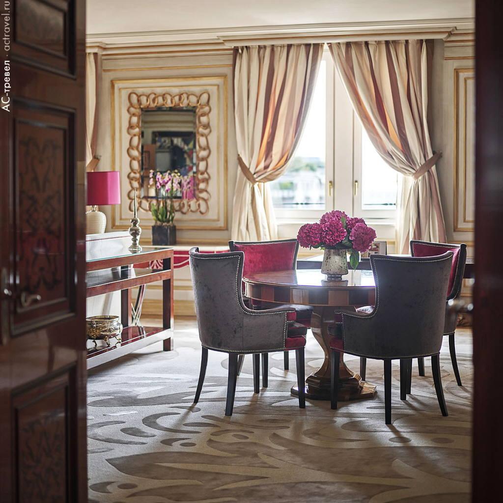 Отель Principe di Savoia,