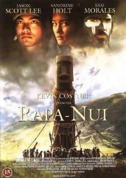 Рапа-Нуи, обложка к видеофильму Кевина Костнера