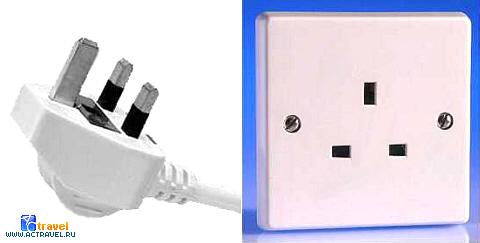 Какие электрические розетки в Испании - Анс4 - Ans4
